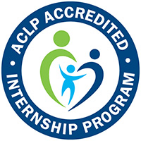 Association of Child Life Professionals Accredited Internship Program Seal Prisma Health Children's Hospital–Midlands