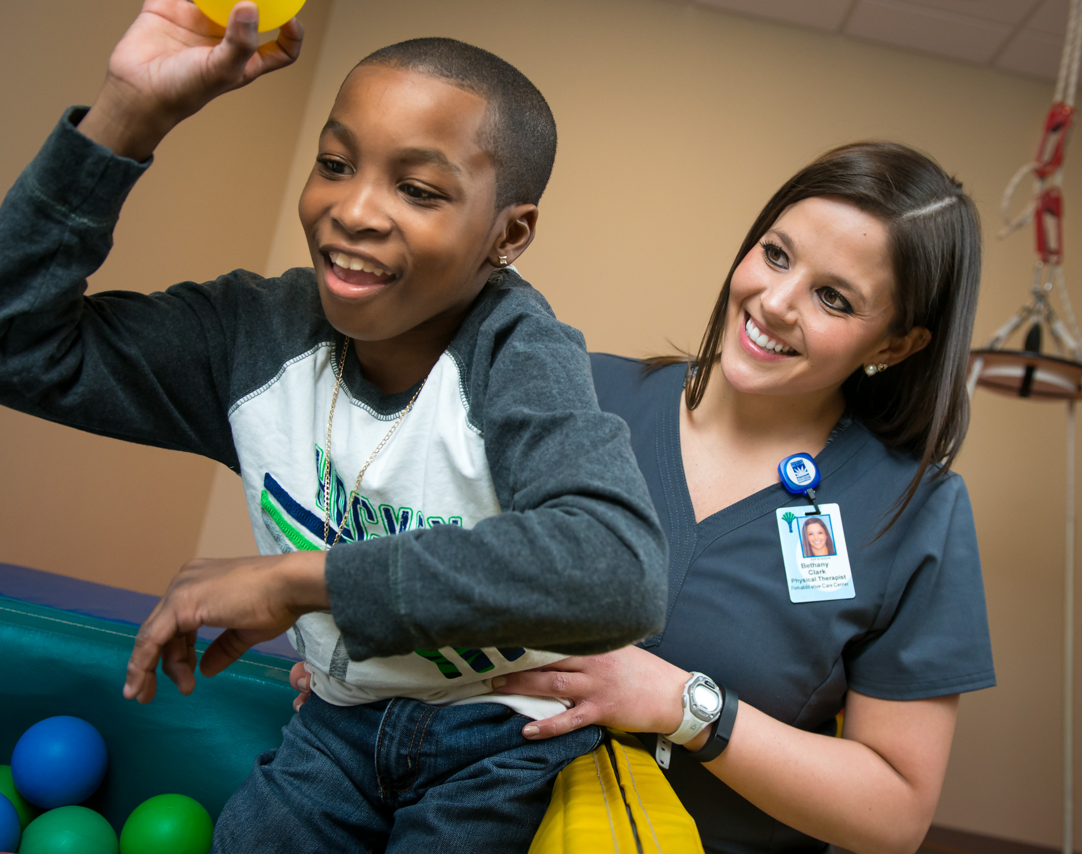 Pediatric Physical And Specialty Therapy Appointments Prisma Health Children S Hospital Midlands Columbia Sc